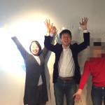ブログセミナーに来てくれてありがとうございました!