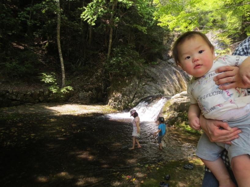 府中市三郎の滝