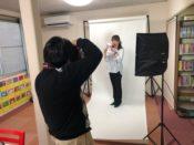 福山市ホームページ撮影