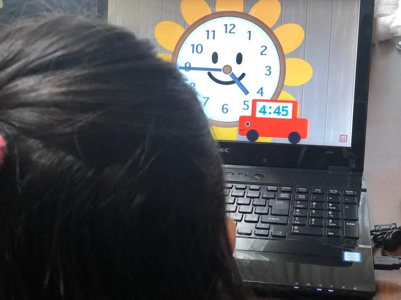 子どもの勉強Youtube