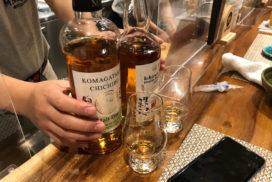 笠岡のBarモルフィッシュはウイスキーとお魚が絶品!