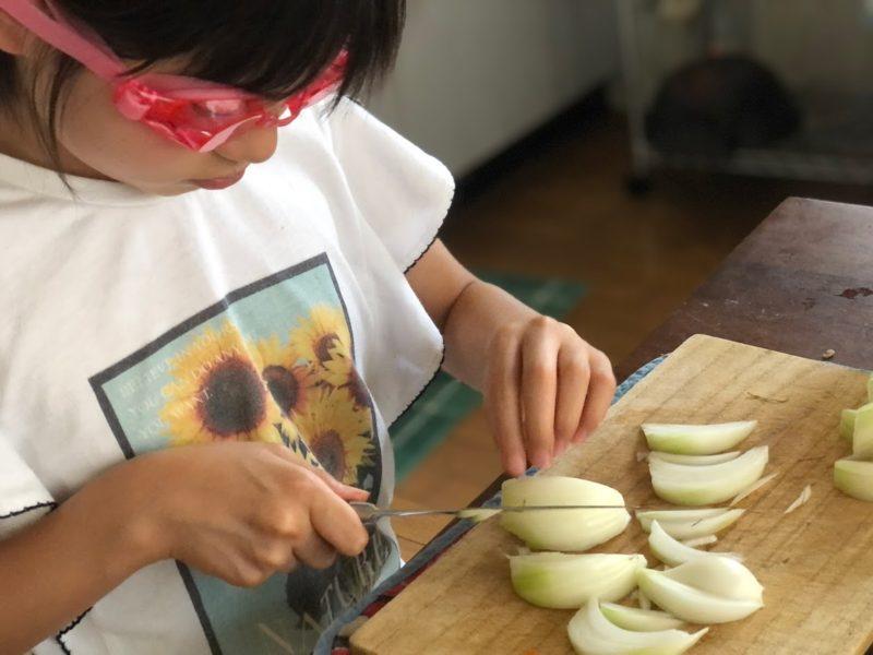 子ども料理